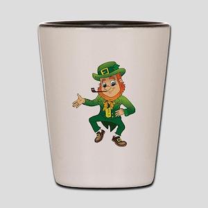 Leprechaun Shot Glass