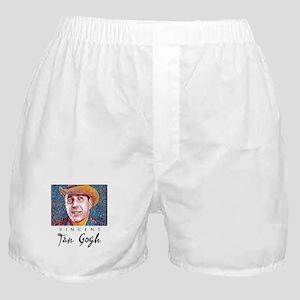 Vincent Tan Gogh Boxer Shorts