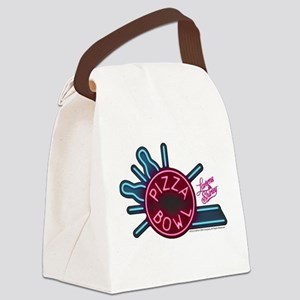 Laverne and Shirley: Pizza Bowl Canvas Lunch Bag