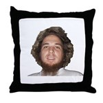 Land5Rover Throw Pillow