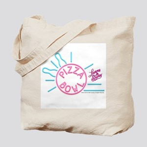 Laverne and Shirley: Pizza Bowl 2 Tote Bag