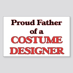 Proud Father of a Costume Designer Sticker