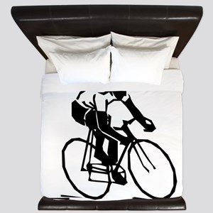 Cyclist King Duvet