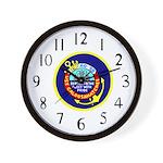 USS Caloosahatchee (AO 98) Wall Clock