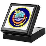 USS Caloosahatchee (AO 98) Keepsake Box