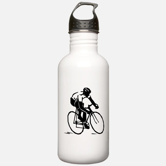 Cyclist Water Bottle