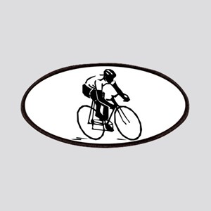 Cyclist Patch
