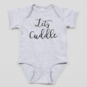 Let's Cuddle Baby Bodysuit