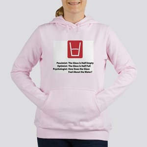 Psychologist Glas Sweatshirt