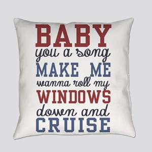 Cruise Everyday Pillow