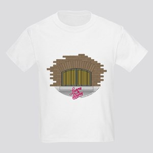 Laverne and Shirley: Apartment Kids Light T-Shirt