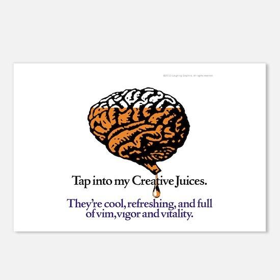 Vim & Vigor Postcards (Package of 8)