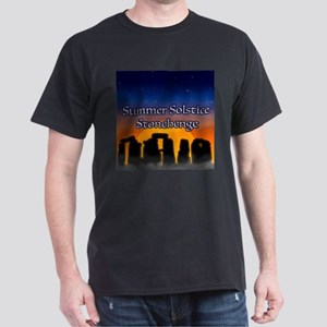 Summer Solstice Stonehenge T-Shirt