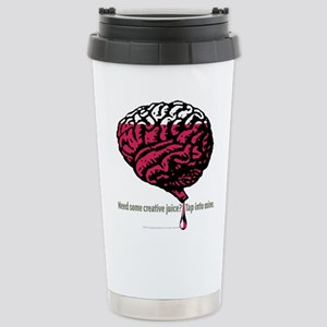 Need Stainless Steel Travel Mug