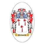 Pickworth Sticker (Oval 50 pk)