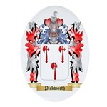 Pickworth Oval Ornament