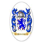 Pickering Sticker (Oval 50 pk)