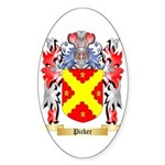 Picker Sticker (Oval 10 pk)