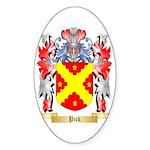 Pick Sticker (Oval 50 pk)