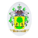 Picarra Oval Ornament