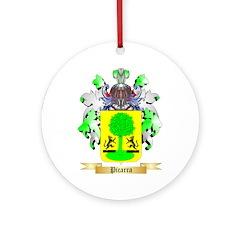 Picarra Round Ornament