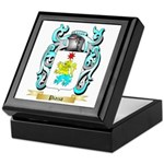 Piazza Keepsake Box