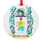 Piazza Round Ornament