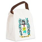 Piazza Canvas Lunch Bag