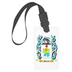 Piazza Large Luggage Tag