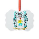 Piazza Picture Ornament