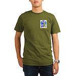 Piano Organic Men's T-Shirt (dark)