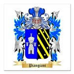 Piangiani Square Car Magnet 3