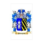Piangiani Sticker (Rectangle 10 pk)