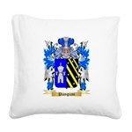 Piangiani Square Canvas Pillow