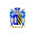 Pianella Sticker (Rectangle 50 pk)
