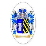 Pianella Sticker (Oval 50 pk)