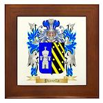 Pianella Framed Tile