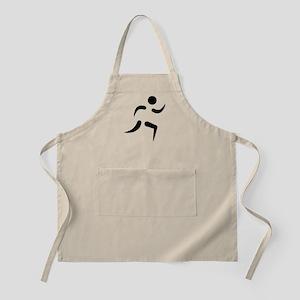 Running icon Apron