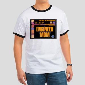 Engineer Mom Ringer T-Shirt
