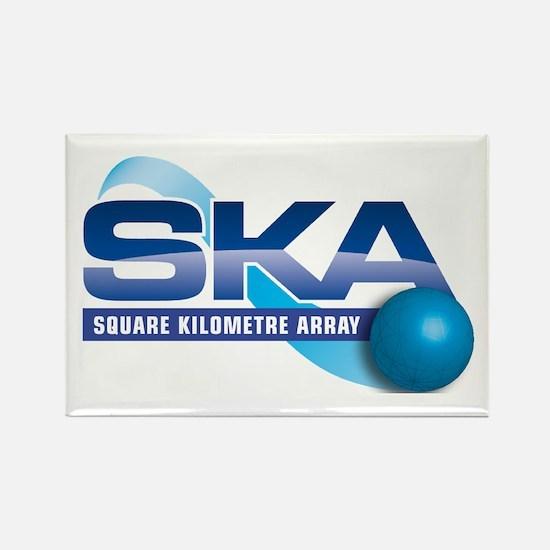 SKA Program Logo Rectangle Magnet