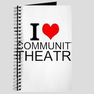 I Love Community Theatre Journal