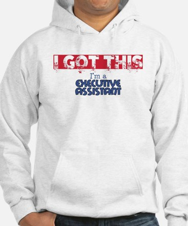 Executive Assistant Hoodie