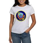 USS Caloosahatchee (AO 98) Women's T-Shirt