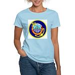 USS Caloosahatchee (AO 98) Women's Light T-Shirt