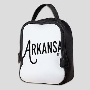 Arkansas Neoprene Lunch Bag
