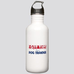 Dog Trainer Stainless Water Bottle 1.0L
