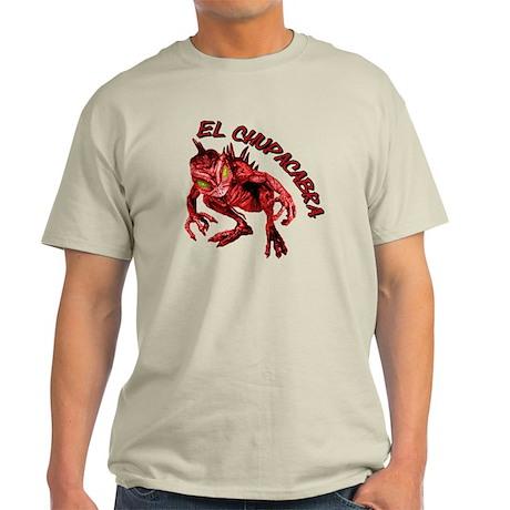 New Chupacabra Design 9 Light T-Shirt