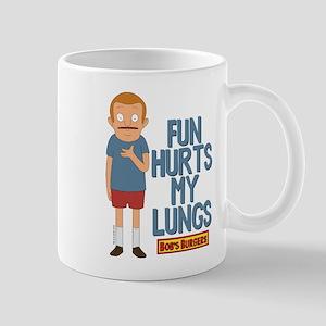 Bob's Burgers Rudy Mug