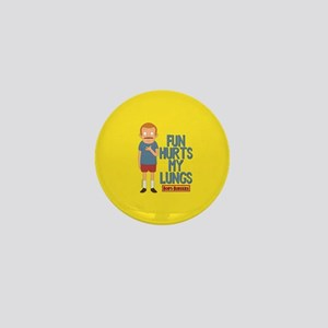 Bob's Burgers Rudy Mini Button
