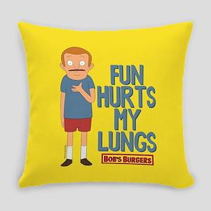 Bob's Burgers Rudy Everyday Pillow